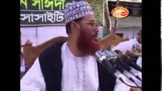 Bangla: Mohila Somabesh 2006 in Barisal by Allam Delwar Hossain Sayeedi