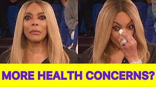 DRAMA! Wendy Williams Needed Help Walking Backstage Amid New Health Concerns?