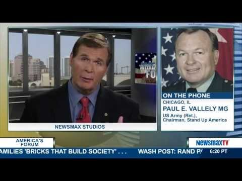 America's Forum | Gen. Paul Vallely Discusses The Arab Nations Joining The U.s. Fight Against Isis video
