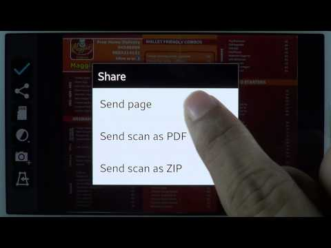 Mobile Doc Scanner (MDScan) + OCR APK Cover