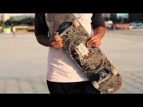 Трюки на скейте. ПроSport #4. Актау.