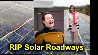 EEVblog #1233 - The Demise Of Solar Roadways