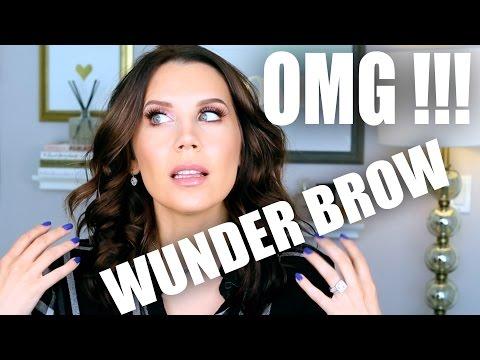 WUNDER BROW   OMG !!!