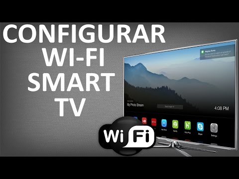 Como Conectar Wifi na Smart TV