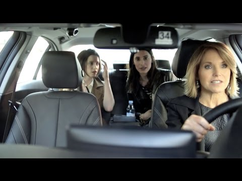 How Uber Ratings Really Work: Starring Katie Couric