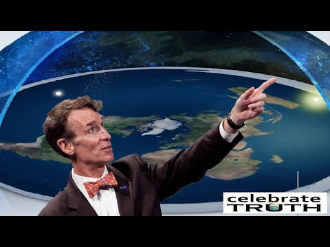 "Bill Nye ""The Earth Is A Closed System"" Guy - There's No Place To Go!"