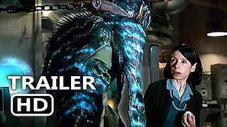 The Shape Of Water - Trailer Subtitulado Español Latino 2017 Guillermo Del Toro