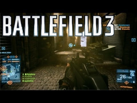 Battlefield 3 (multiplayer) Rock & Rojo #1