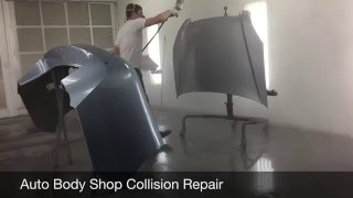 Auto Body Shop Repair And Painting