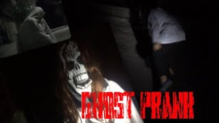 Ghost prank by kids | Epic scary prank