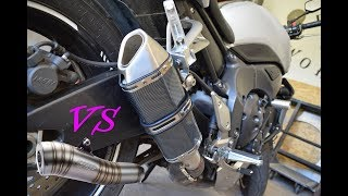 LeoVince 500$ vs Fake AKRAPOVIC 60$  +TEST 😮😮