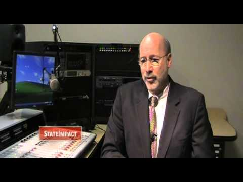 Tom Wolf on Marcellus Shale