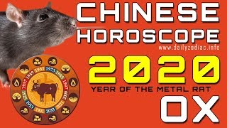Ox Horoscope 2020 Chinese Predictions