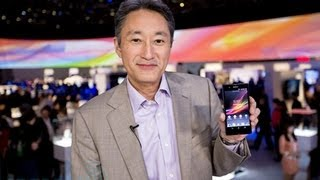 Interview with Sony CEO Kaz Hirai | Engadget At CES 2013