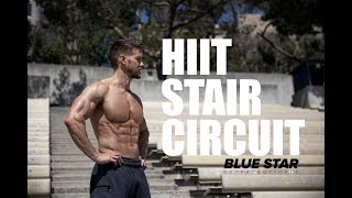 HIIT STAIR CIRCUIT  - by Blue Star Nutraceuticals