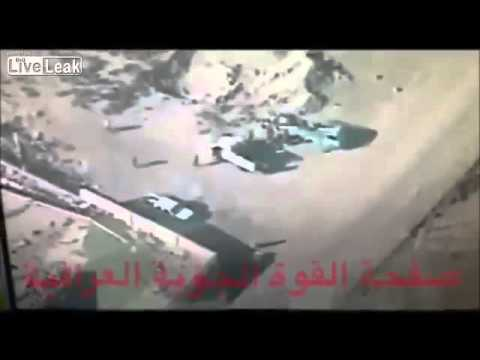 First Chinese drone saw combat used by Iraq against ISIS