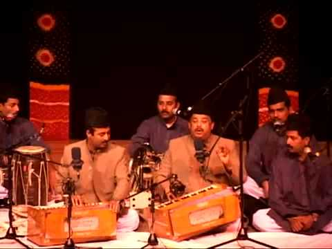 Whirling Dervish with Sufi Qawwali   Farid Ayaz and Abu Muhammad...