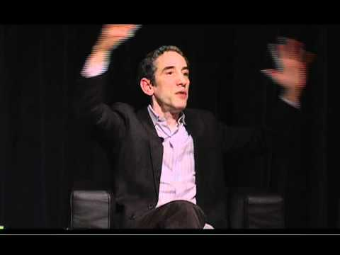 Center for Communication and MEDIA CITY Present: Douglas Rushkoff:
