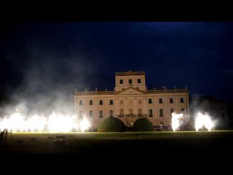 Múzeumok éjszakája 2013 Fertőd-Eszterháza