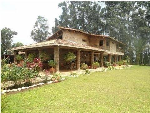 Venta casa campestre dapa colombia youtube for Planos de cabanas campestres