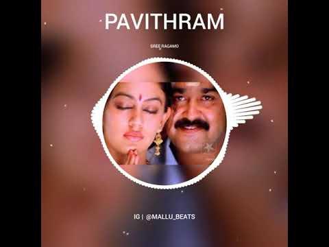 Sree Ragamo Flute | Pavithram Bgm