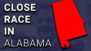 SHOCK: Dem Tied with Republican in ALABAMA