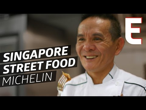 Chef Chan Hon Meng's Michelin-Starred Hawker Stall Brings His Soy Chicken to NYC ? Consumed