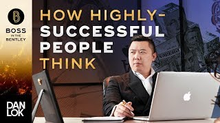 How Highly Successful People Think