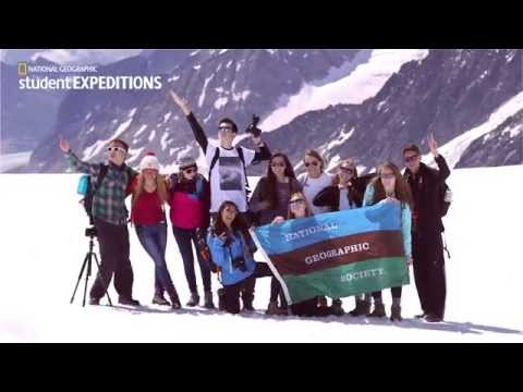 National Geographic Student Expeditions- Switzerland & France
