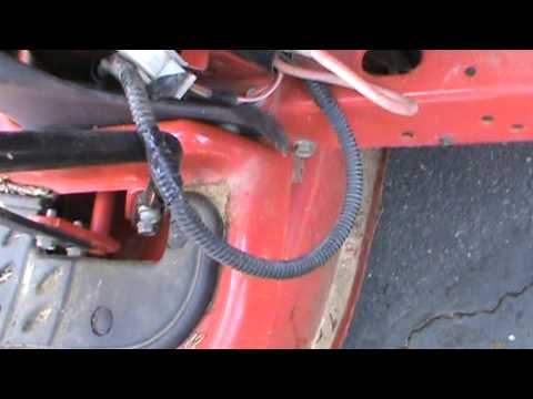 FIXING UP A TROY BILT SUPER BRONCO TRACTOR YouTube