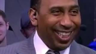 Max Kellerman SHOCKED by what Stephen A Smith has to say