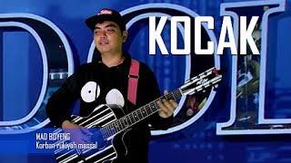 kocak!!Pemuda ngapak Ini Berhasil Curhat Sama MAIA dan para juri di audisi INDONESIAN IDOL (Parody)