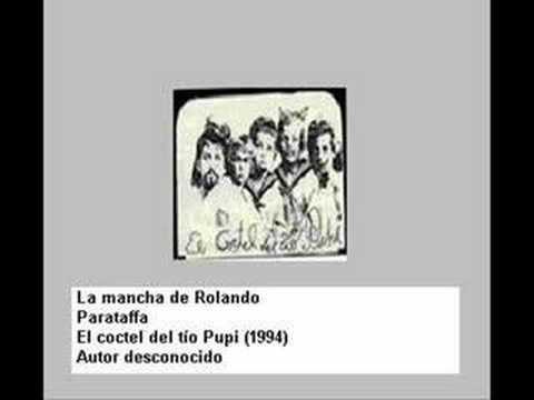 Mancha de Rolando - Parataffa