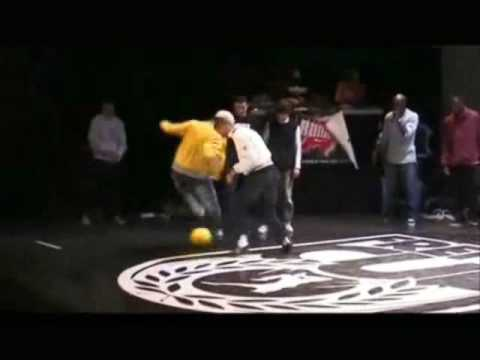 Freestyle Football Sean video