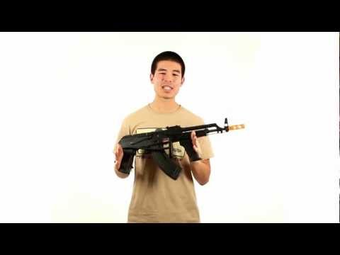 Airsoft GI - Echo 1 Red Star AMD-65 Hungarian AK-47 Review