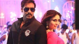 Kareena and Ajay pair up for upcoming film Badshao