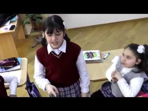 (Isrolk-kids) 9 year old Galatasaray fan Fatima