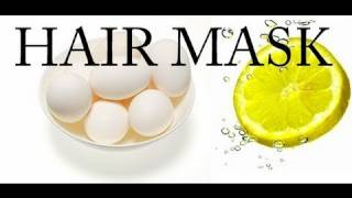 DIY: Hair Mask For Long & Shiny Hair | Fast Growing Hair Treatment