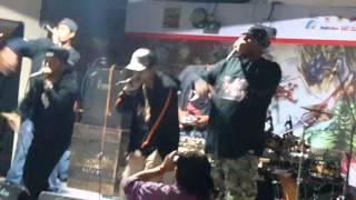 jalali set live at comicon 2015