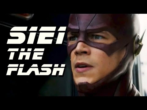 The Flash Series Premiere Review and Discussion