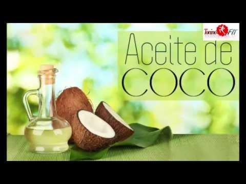 Aceite de Coco para Bajar de Peso - Adelgazar 5 Kilos - ToninoFit