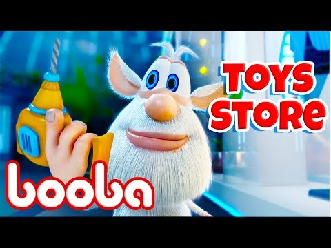 booba - Toys store - Funny cartoons - Super ToonsTV thumbnail