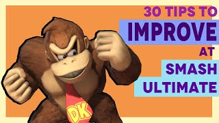 30 Tips to Improve at Smash Ultimate