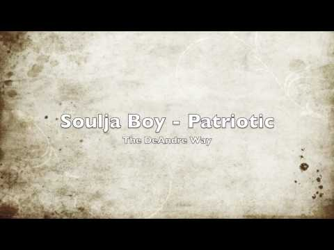 Soulja Boy - Patriotic NEW! Music Videos