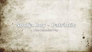 Watch Soulja Boy Patriotic video