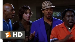 The Fighting Temptations (9/10) Movie CLIP - Singing for the Inmates (2003) HD