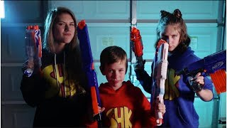 Get Ready The Biggest Epic Nerf Battle Royale Ever!