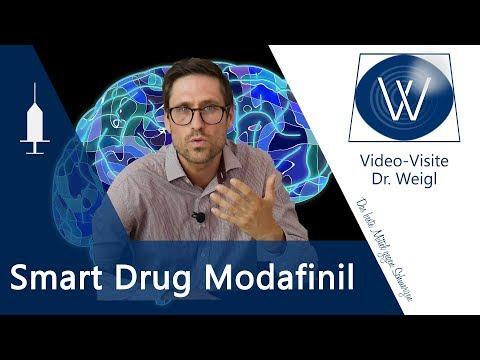 Weniger müde durch Modafinil - Als Smart Drug zum Gehirndoping