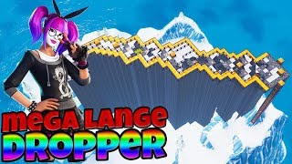 MEGA LANGE DROPPER - Fortnite met Don & Link