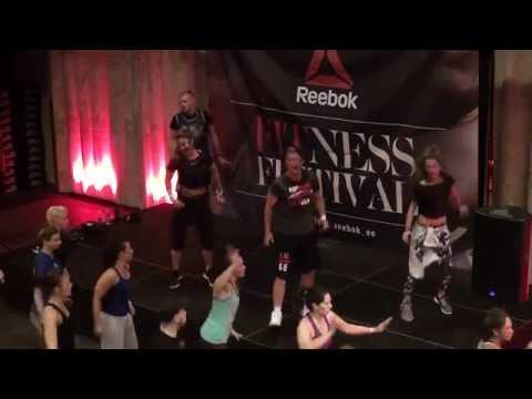 LesMills SH'BAM 25 | Reebok Fitness Festival 2016 | Review Mix